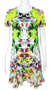 Prabal Gurung for Target short dress Multi-color Short Sleeve Cotton on Tradesy