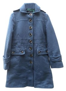 Marc Jacobs Cotton Pea Coat