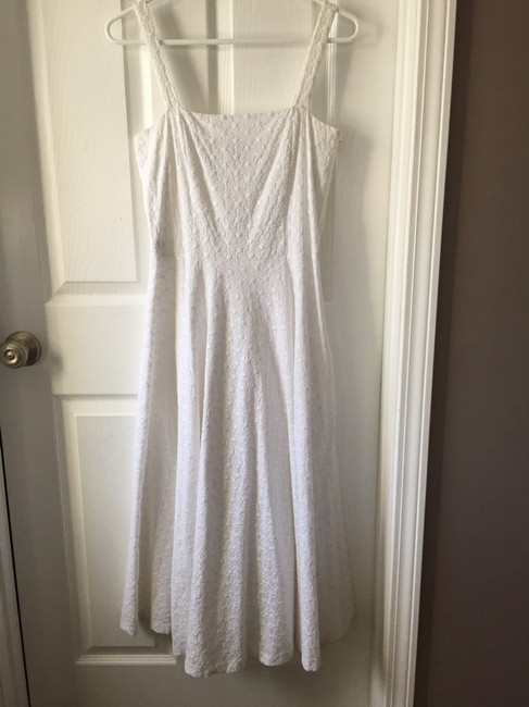 Ralph Lauren short dress White on Tradesy