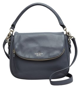 Kate Spade Cobble Hill Small Devin Leather Highrise Cross Body Bag