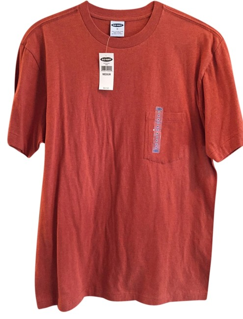 Preload https://item5.tradesy.com/images/old-navy-burnt-orange-tee-shirt-size-10-m-1645804-0-0.jpg?width=400&height=650