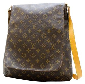 6761e9839acf Louis Vuitton Preowned Lv Musette Large Gm Neverfull Speedy Cross Body Bag