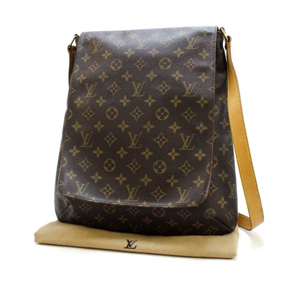 e504ecff71a0 Louis Vuitton Preowned Lv Musette Large Gm Neverfull Speedy Cross Body Bag  Image 11. 123456789101112