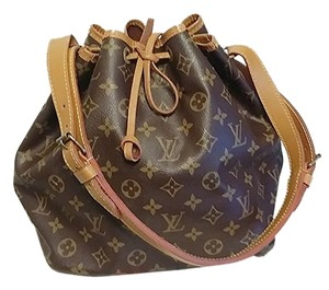 Louis Vuitton Damier Monogram Shoulder Bag