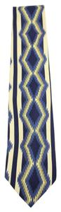 Palio Tribal Pattern Pure Silk Tie PTTY01