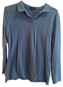 Lands' End T Shirt Blue