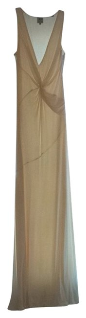 Preload https://item1.tradesy.com/images/halston-cream-twist-front-jersey-gown-long-formal-dress-size-4-s-1646165-0-0.jpg?width=400&height=650