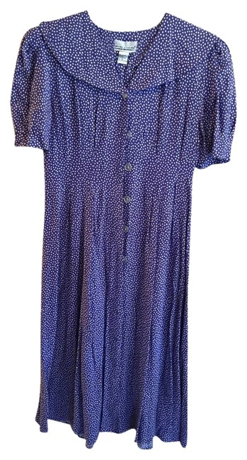 Preload https://item1.tradesy.com/images/periwinkle-mid-length-workoffice-dress-size-10-m-1646245-0-0.jpg?width=400&height=650