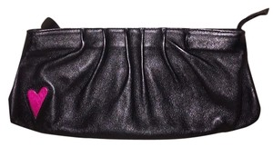 T-Bags Los Angeles Black Clutch