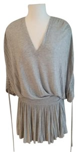 Robert Rodriguez short dress Light grey on Tradesy