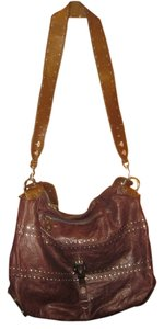 George Gina & Lucy Large Studded Shoulder Bag