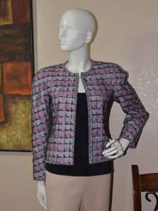 Chanel Multi-color Blazer
