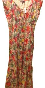 Maxi Dress by Mlle Gabrielle Flowered Floral Macys