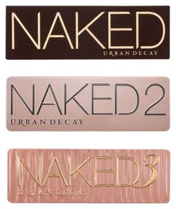 Urban Decay Urban Decay Naked Bundle (includes all 3 palettes)