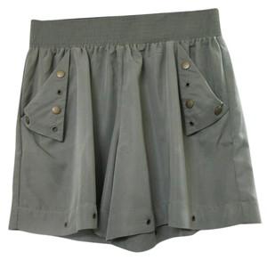 Skorts Skirt Shorts green khaki