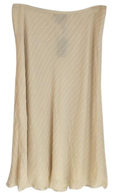 Preload https://img-static.tradesy.com/item/16464172/ralph-lauren-cream-blush-embellished-skirt-size-12-l-32-33-0-1-650-650.jpg