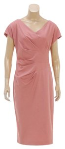 Escada short dress Pink on Tradesy