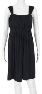 Max Mara Sleeveless Belt Not Included Dress