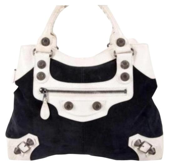 Preload https://img-static.tradesy.com/item/16465168/balenciaga-motocross-giant-brief-navy-blue-and-off-white-suede-leather-satchel-0-4-540-540.jpg