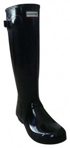 Hunter Black (glossy) Boots