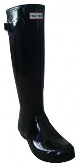Preload https://item3.tradesy.com/images/hunter-black-glossy-bootsbooties-size-us-8-164652-0-0.jpg?width=440&height=440