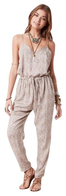 Free People Romper Stone Color Relaxed Pants