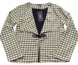 Pretty Mark Green, white, black Blazer