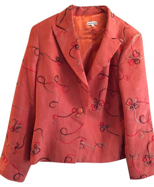 Bracha Rust orange Jacket