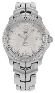 TAG Heuer TAG Heuer Link WT1112.BA0550 Stainless Steel Quartz Men's Watch (13163)