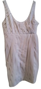 Miss Minuet short dress Beige on Tradesy