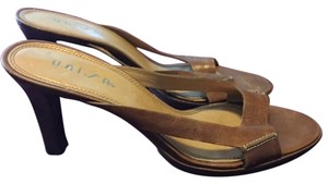 Unisa Leather brown Sandals