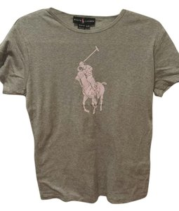 Ralph Lauren T Shirt Grey