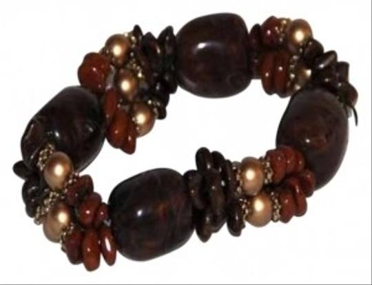 Preload https://item5.tradesy.com/images/chocolate-caramel-fashion-and-nuggets-bracelet-164664-0-0.jpg?width=440&height=440