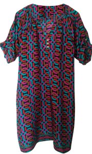 Britt Ryan short dress Multi Shift Color on Tradesy