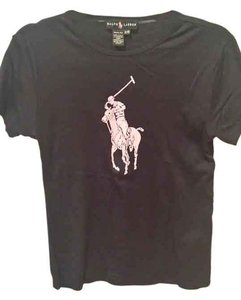 Ralph Lauren T Shirt Black