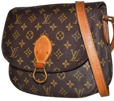 louis vuitton louis vuitton monogram canvas menilmontant pm crossbody ...
