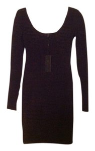 BCBGMAXAZRIA short dress Brand New black on Tradesy