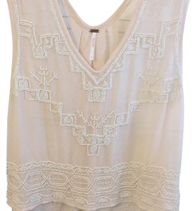 Free People Top Light pink