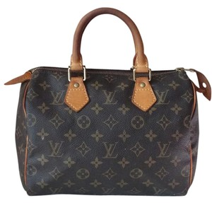Louis Vuitton Speedy 25 Lv Speedy Satchel