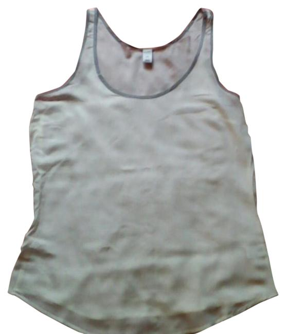 Preload https://img-static.tradesy.com/item/16468183/old-navy-whitegrey-sleeveless-satiny-fabric-great-for-summer-tank-topcami-size-6-s-0-1-650-650.jpg