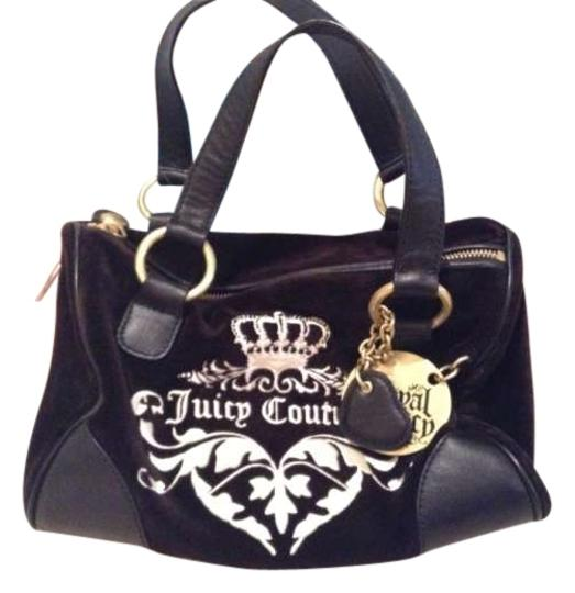 Preload https://item3.tradesy.com/images/juicy-couture-handbag-black-velour-quilted-nylon-tote-164692-0-0.jpg?width=440&height=440