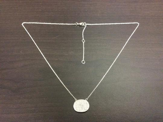 Preload https://img-static.tradesy.com/item/16469545/silver-knowles-and-co-sterling-f-aux-diamond-necklace-0-2-540-540.jpg