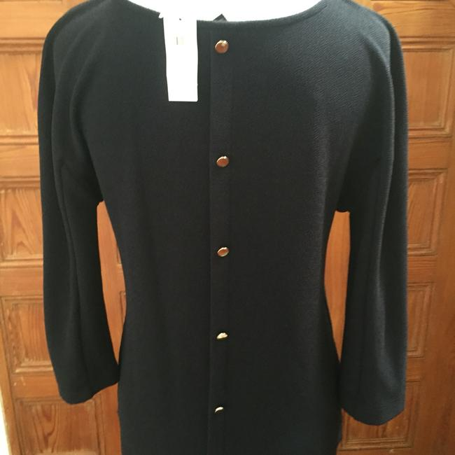 Ann Taylor Gold Buttons Sweater