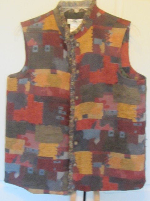 Preload https://item1.tradesy.com/images/coldwater-creek-multicolor-vest-size-8-m-1646995-0-0.jpg?width=400&height=650