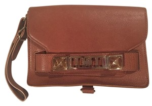 Proenza Schouler Leather brown Clutch