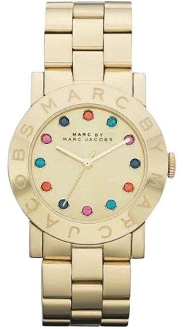 Marc by Marc Jacobs Gold Watch Marc by Marc Jacobs Gold Watch Image 1