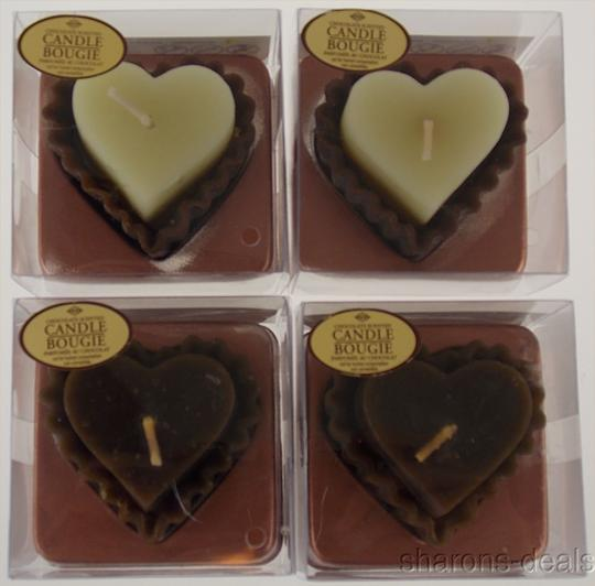 Other Heart-Shaped Chocolate Candles