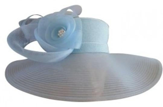 Preload https://item5.tradesy.com/images/kakyco-light-blue-kentucky-derby-like-church-hat-164724-0-0.jpg?width=440&height=440