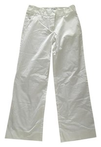 Trina Turk Summer Trendy Wide Leg Pants White