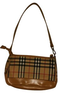 Nova Check Plaid Hobo Bag